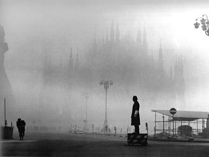 Duomo Nebbia