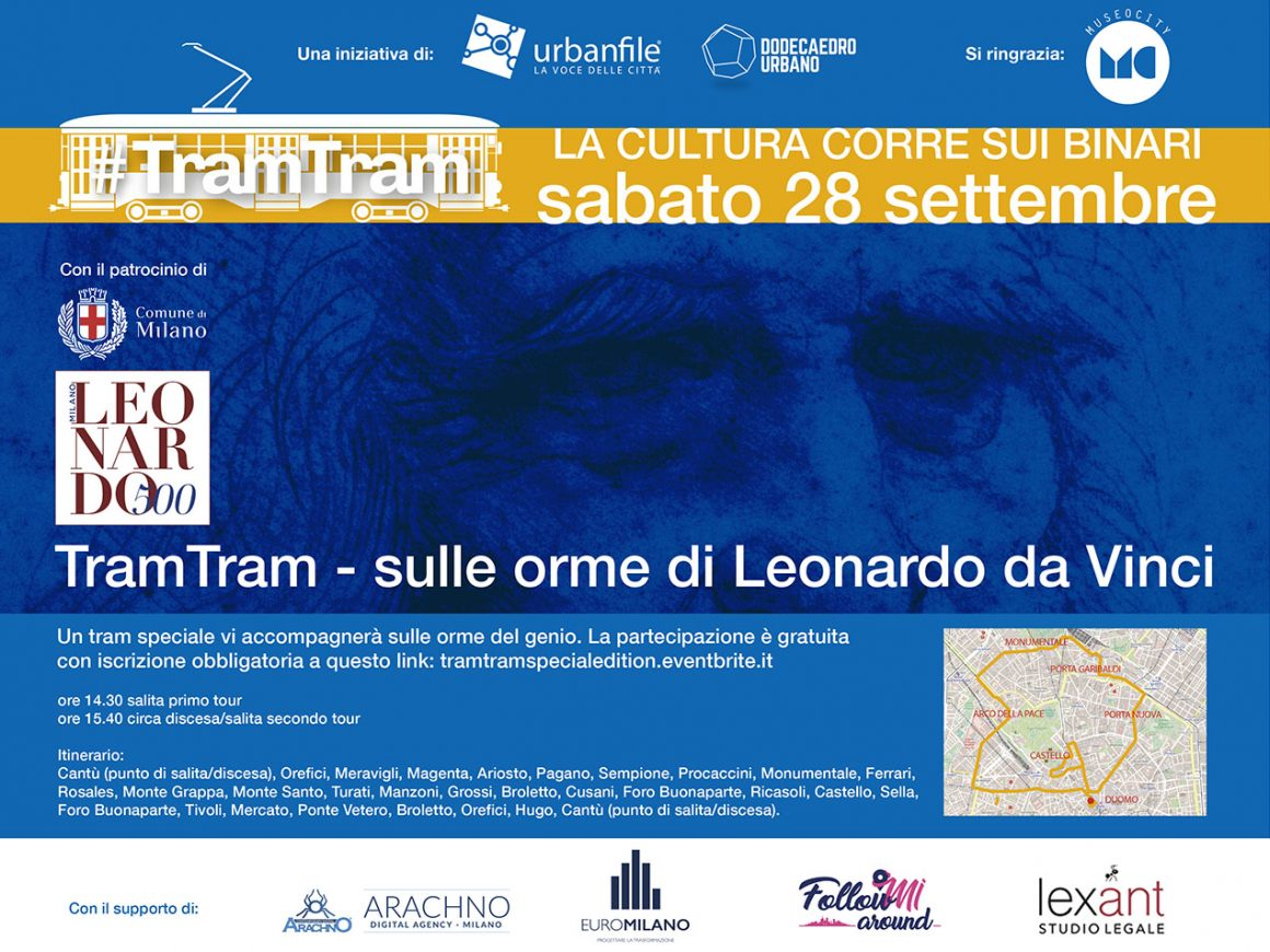 Tram Tream Milano 2019
